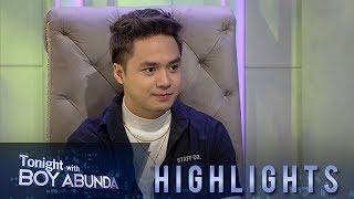 TWBA: Sam talks about break up with Kiana Valenciano