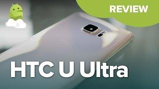 HTC U Ultra Review: HTC