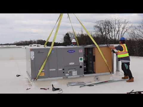 Commercial HVAC in Mooresville, NC
