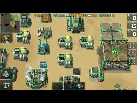 Training Battle: Leo-Raffael vs Desmond-d ( A wrong way turn)