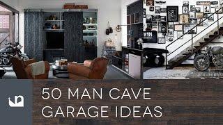 50 Man Cave Garage Ideas