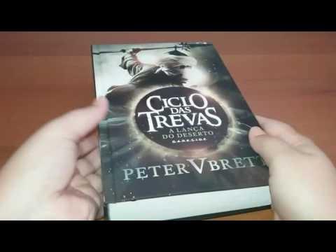 Review - Livro A Lança do Deserto - Ciclo Das Trevas