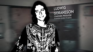 In The Lab With Ludwig Goransson
