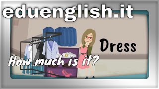 Shopping For Clothes | English Learning For Kids