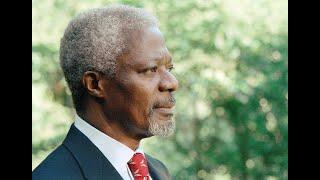 Kofi Annan: The United Nations mourns former Secretary-General