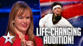 George Sampson RETURNED and his life changed FOREVER! | Unforgettable Audition| Britain's Got Talent