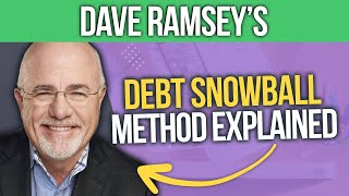 Dave Ramsey's Debt Snowball Method Explained! Does it Work to Pay Off Debt?