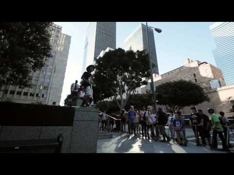 Phase Two Presents: 2014 L.A. Street Jam - HOPE AND 6TH STREET - part 6 of 7 [HD]