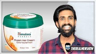 Himalaya Protein Hair Cream Review   Ajeesh Nair   TheRealMenShow ★