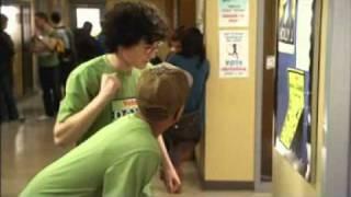 Behind the scenes - Les Halls de Degrassi (2/3) (tounage saison 10)
