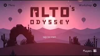 Alto's Odyssey #gameplay# MUSIC@we found love