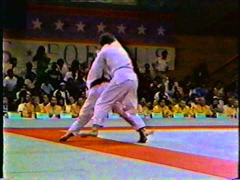 1984 Olympic Judo - 78kg Final Neil Adams GBR vs Frank Wieneke GER