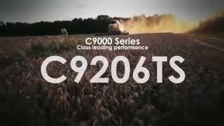 Зерноуборочный комбайнDEUTZ-FAHR серия C9000 от компании Компания Триа - видео