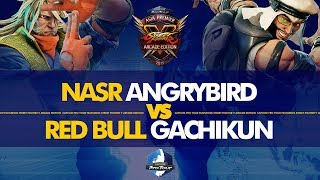 NASR Angry Bird (Zeku) vs RED BULL Gachikun (Rashid) - Asia Premier 2019 Top 8 - CPT 2019