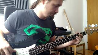 Robbie Williams   Angels (Bass Cover)