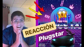 (REACCIÓN) Kidd Keo  PLUGSTAR FREESTYLE   Anthonyby 10