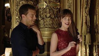 FIFTY SHADES FREED Behind The Scenes Clips