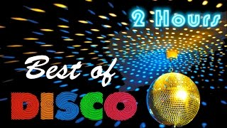 Disco, Disco Music for Disco Dance: 2 Hours of Best 70s Disco Music
