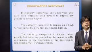 Overview of Disciplinary Proceedings
