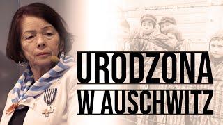 """""""Mengele zabierał mnie jako niemowlę na eksperymenty"""" Stefania Wernik, Ocalała #Auschwitz75"""