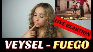 Veysel   Fuego (Prod. By Macloud) Live Reaktion Jennyfromtheblog