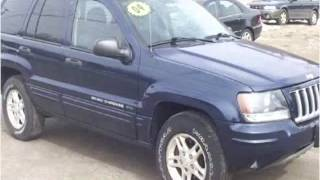 preview picture of video '2004 Jeep Grand Cherokee Used Cars Belvidere NJ'