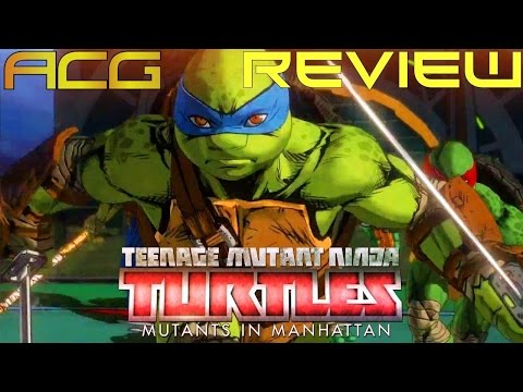 """Teenage Mutant Ninja Turtles: Mutants in Manhattan Review """"Buy, Wait for Sale, Rent, Never Touch?"""" - YouTube video thumbnail"""