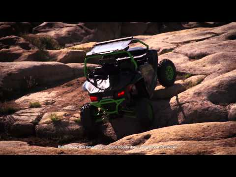 2016 Arctic Cat Wildcat Trail Special Edition in Roscoe, Illinois - Video 2