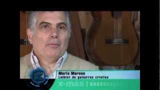 preview picture of video 'Guitarras criollas fabricadas en Gualeguay'