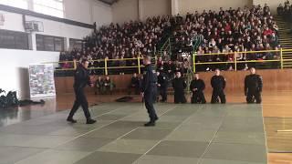 Dan Otvorenih Vrata PU Istarske: Vježba Interventne Jedinice Policije