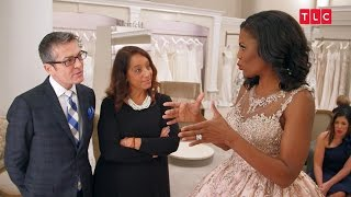 Why Doesn't Randy Approve Of Omarosa's Dress? | Say Yes To The Dress