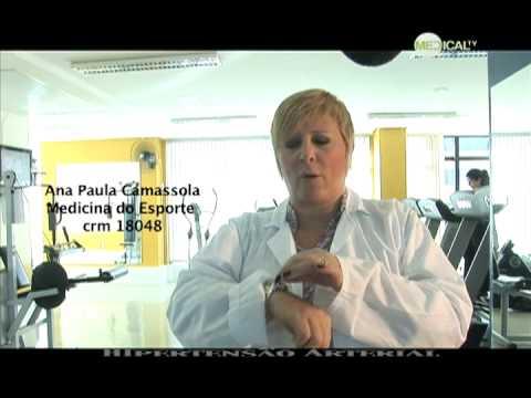 Sinais de doença hipertensiva na echo