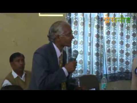 Dr. Jain and Water Harvesting