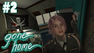 Girl Crushes | Gone Home Gameplay Part 2