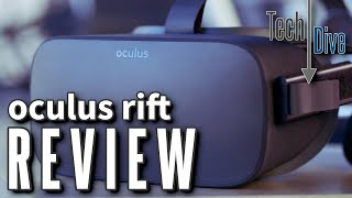 Oculus Rift with Touch Full Review 2018