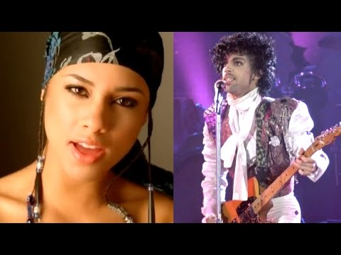 Top 10 Songs You Didn't Know Were Written by Prince (видео)