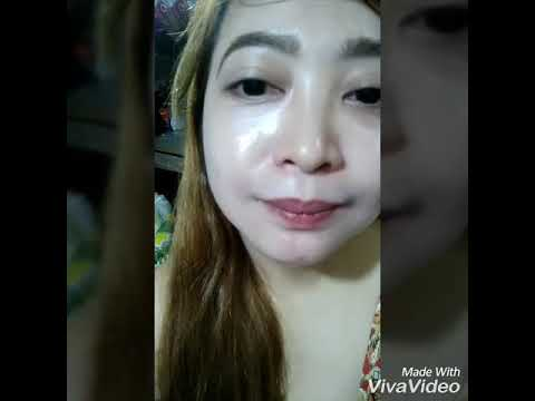 Отбеливающая маска для лица от пигментных пятен с глиной