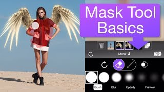 Mask Tool Basics Tutorial