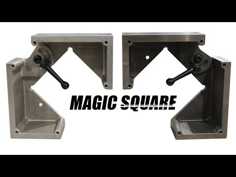 New Magic Square and Magnetic Shim kit Demo