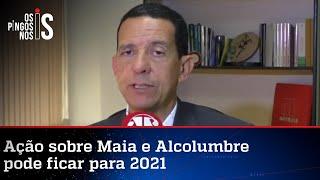José Maria Trindade: Reeleição na Câmara e Senado é rasgar a Constituição