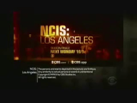 NCIS: Los Angeles 7.24 (Preview)