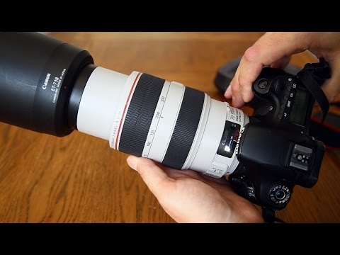 Canon 70-300mm f/4-5.6 IS USM 'L' lens review with samples (Full-frame and APS-C)