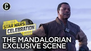 The Mandalorian Exclusive Scene Reaction & Review   Jedi Council At Star Wars Celebration 2019