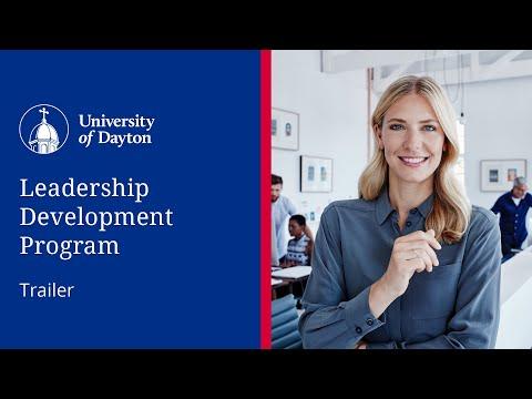 Program Trailer | UDayton Leadership Development Program