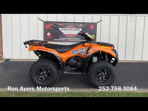 2020 Kawasaki Brute Force 750 4x4i EPS in Greenville, North Carolina - Video 1
