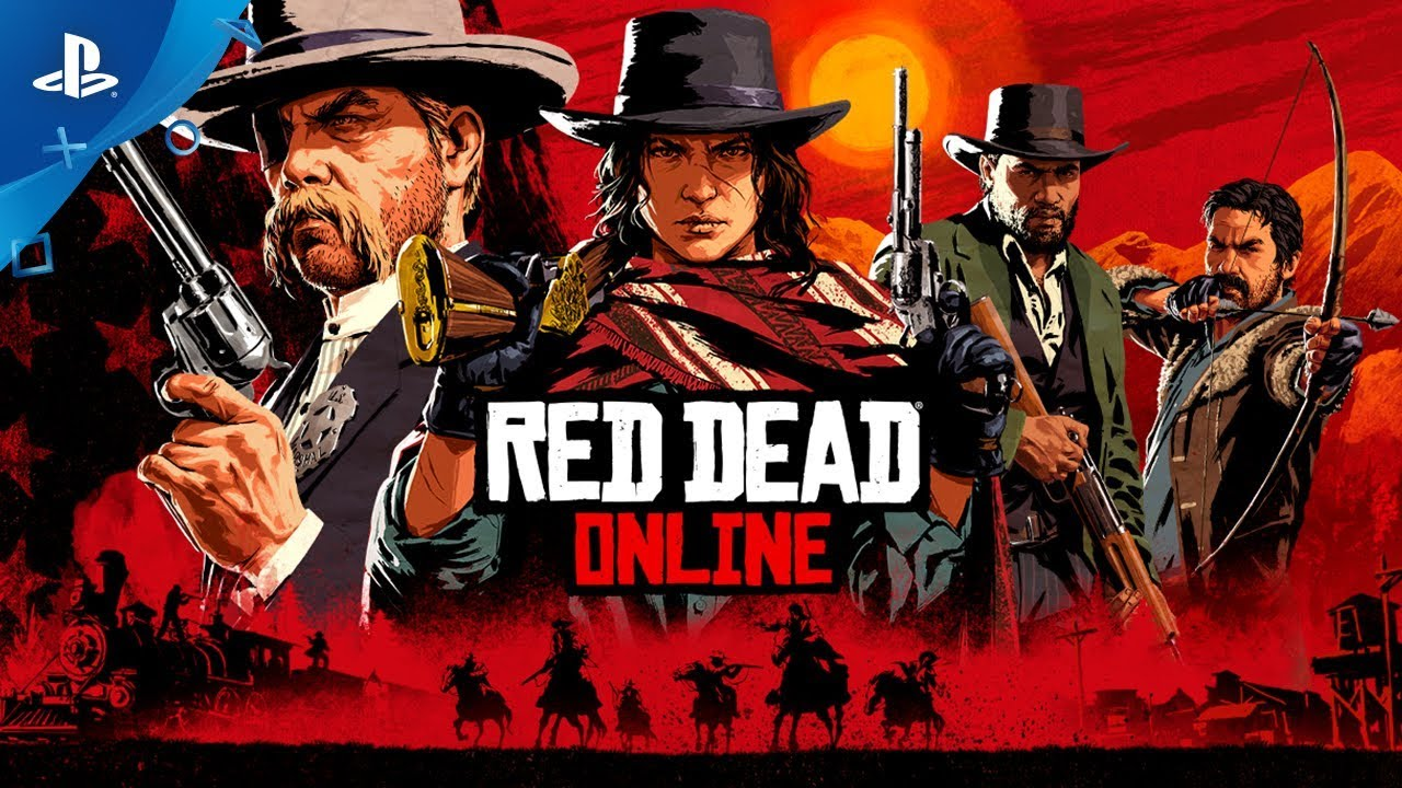 Vantaggi mensili per i membri di PlayStation Plus su Red Dead Online