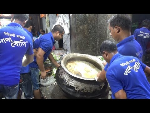 1000 Mutton & Chicken Biryani Sold in 30 minutes | Dada Boudi Biryani Hotel Barrackpore