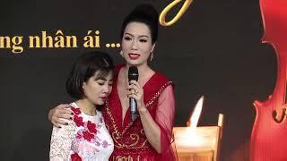 Diễn viên Mai Phương - Trịnh Kim Chi - Mai Thu Huyền - Bình Minh tham gia đấu giá ủng hộ Hạnh An
