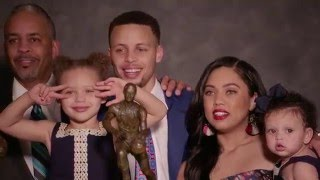 Stephen Curry Becomes First Unanimous MVP by NBA