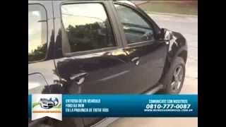 preview picture of video 'Mundo Agro Movil Entrega Renault Duster 4x4 0km en Crespo Entre Ríos'